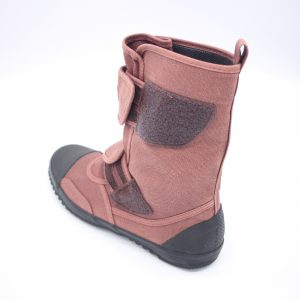 High top Protective boots canvas vulcanized rubber non slip men safety protect shoes work boots safety shoes for electrician