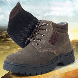 Anti-Penetrating Comfortable Fashion Steel Toe Industrial Work Shoes Safety Shoes Men Work Safety Safety Shoes Work