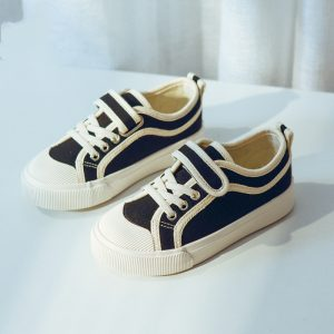 2020 Children's Espadrines Fall New Boys Casual Shoes Flat Canvas Shoes Kids Shoes For Boys And Girls