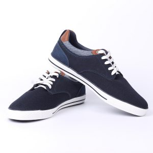 custom business lightweight flat causual shoes daliy dress boat shoes casual canvas shoes for men