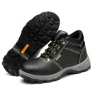New Design Fashion Custom Anti Static Genuine Leather Safety Shoes Welding Insulated Sport Safety Shoes Safety Shoe