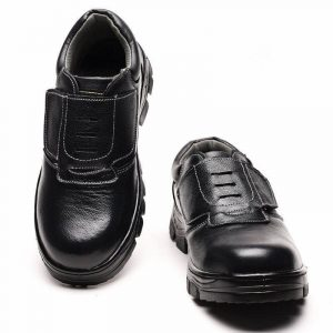 2020 Made In China Steel Toe Lightweight Breathable Weld Working Formal Safety Shoes